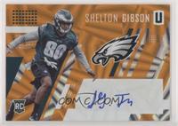 Shelton Gibson #/49