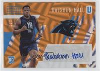 Daeshon Hall #/15