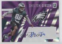 Shelton Gibson #/99
