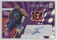 Jordan Willis #/99