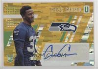 Chris Carson /49