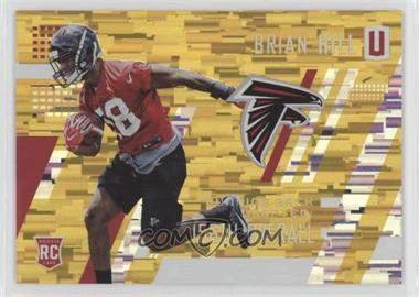 2017 Panini Unparalleled - [Base] - Yellow #203 - Rookies - Brian Hill /199