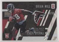Rookies - Brian Hill