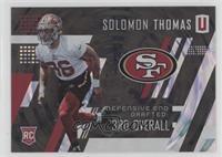 Rookies - Solomon Thomas