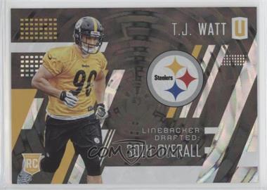 2017 Panini Unparalleled - [Base] #255 - Rookies - T.J. Watt