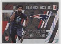 Rookies - Deatrich Wise Jr.
