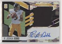RPS Rookie Jersey Autographs - R. Joshua Dobbs #/99