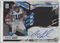 RPS Rookie Jersey Autographs - Curtis Samuel /199