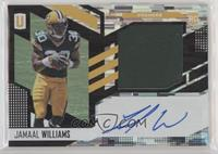 RPS Rookie Jersey Autographs - Jamaal Williams /99