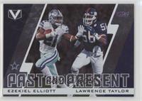 Lawrence Taylor, Ezekiel Elliott