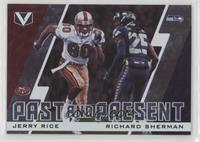 Jerry Rice, Richard Sherman