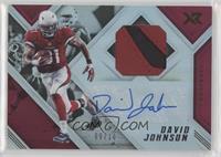 David Johnson #/10