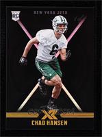 Rookies - Chad Hansen #/1