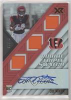 Rookie Triple Swatch Autographs - Joe Mixon #/99