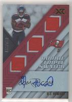 Rookie Triple Swatch Autographs - O.J. Howard #/199