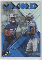 Calvin Johnson, Corey Davis #/15