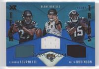 Allen Robinson, Leonard Fournette, Blake Bortles /49