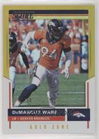DeMarcus Ware #/50