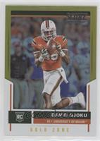 Rookies - David Njoku #/50