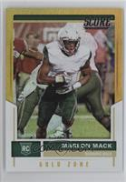 Rookies - Marlon Mack /50