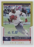 Gerald Everett /50