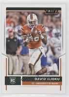 Rookies - David Njoku [EX to NM]
