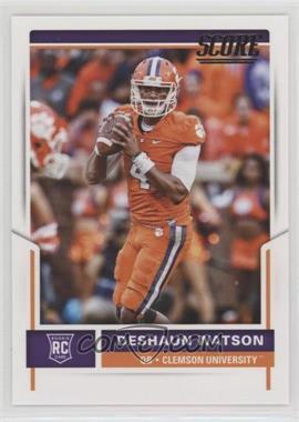 2017 Score - [Base] #361 - Rookies - Deshaun Watson