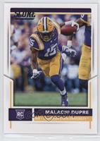 Rookies - Malachi Dupre