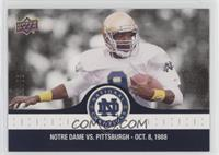 Tony Rice Ties it up 7-7 /88