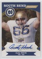 Andy Heck /25