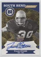 Frank Stams #/25
