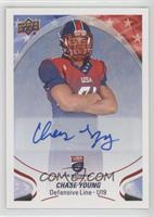 Chase Young (Full Name Autograph)