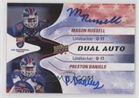 Mason Russell, Preston Daniels