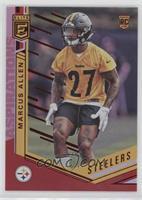 Rookies - Marcus Allen /98