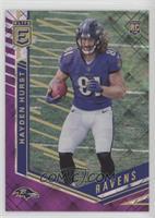 Rookies - Hayden Hurst /99