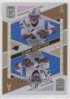 Cam Newton #/10