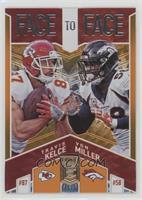 Travis Kelce, Von Miller /25