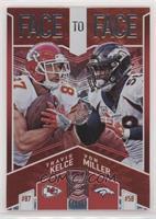 Von Miller, Travis Kelce /99