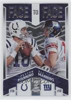 Eli Manning, Peyton Manning #/299