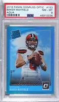 Rated Rookies - Baker Mayfield [PSA8NM‑MT] #/299