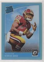 Rated Rookies - Derrius Guice #/299
