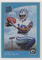 Rated Rookies - Michael Gallup #/299