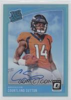 Rated Rookies - Courtland Sutton /75