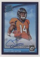 Rated Rookies - Courtland Sutton /50