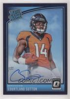 Rated Rookies - Courtland Sutton #/50