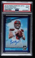 Rated Rookies - Baker Mayfield [PSA 9 MINT] #/35