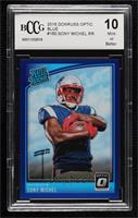 Rated Rookies - Sony Michel [BCCGMint] #/149