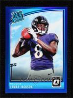 Rated Rookies - Lamar Jackson #/149