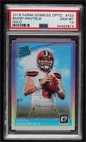 Rated Rookies - Baker Mayfield [PSA 10 GEM MT]