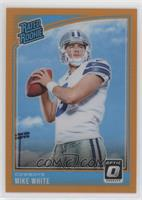 Rated Rookies - Mike White #/199